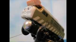 getlinkyoutube.com-Thomas and the Magic Railroad Chase-Wooden Railway Version