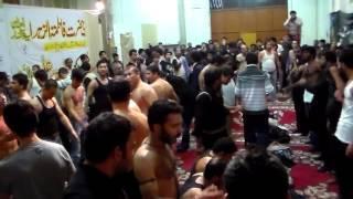 Hik Raat da Mehmaan haan Main bachri SAKINA(s.a.) Shab-e-Ashoor Macerata ( ITALY )