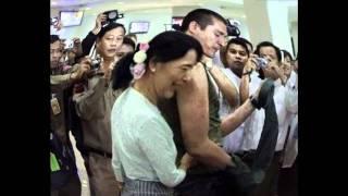 getlinkyoutube.com-Burmese Dedicated Music Video for Daw Aung San Suu Kyi and Sons