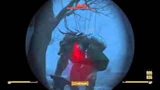 getlinkyoutube.com-Fallout 4 - Mysterious Stranger FTW