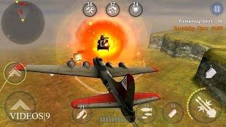 getlinkyoutube.com-GUNSHIP BATTLE : Episode 10 Mission 1 - B-17 Flying Fortress