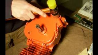 #8 - Briggs and Stratton 5HP 130202 - Crankcase cover installation