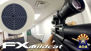 getlinkyoutube.com-FX Wildcat Airgun Review