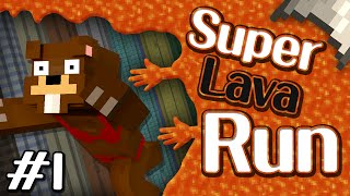 getlinkyoutube.com-용암이 점점 쫓아온다! 용암점프맵 슈퍼라바런! 1편 Super Lava Run - 마인크래프트 Minecraft [양띵TV삼식]