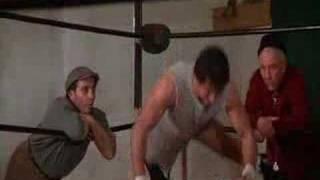 Training Rocky