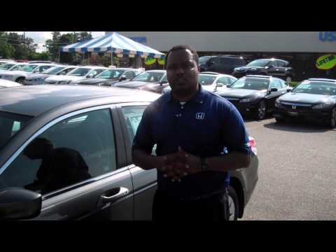 2012 Honda Accord for Mark! |Tameron Honda Vernon Ponder