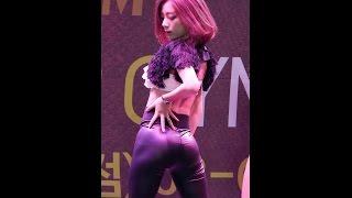 getlinkyoutube.com-141127 헬로apm 로즈퀸(Rose Queen) 댄스공연 #01-Feedback+Birthday Cake (지니) 직캠 by 수원촌놈