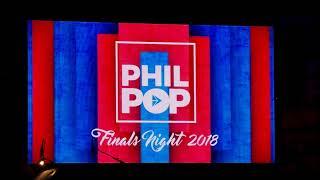 PhilPop Finals Night 2018