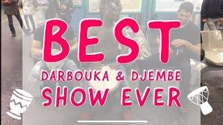getlinkyoutube.com-Metro Voices - Darbouka à Paris [HD]
