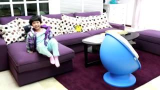 getlinkyoutube.com-IKEA x 于卉喬居家改造 客廳變身遊樂場 影片