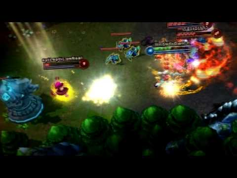 Soraka Pro Frags | MLG | No-Scope | Carry Hard
