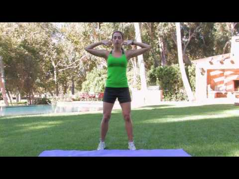 Standing Abdominal Exercises During Pregnancy