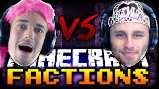 getlinkyoutube.com-Minecraft: THE PRINCESS DRESS CHALLENGE | Factions VS SSundee - Ep: 10