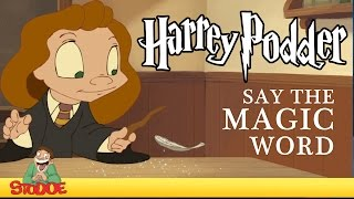 getlinkyoutube.com-HARREY PODDER: Say the Magic Word