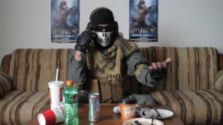getlinkyoutube.com-Modern Warfare 3 Starring Ghost