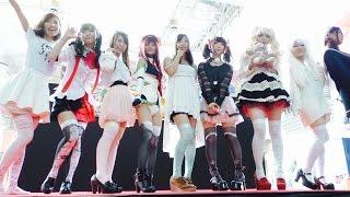 getlinkyoutube.com-絶対領域 ニーハイファッションショー・神戸ぽっぷカルチュアーフェスティバル 4th