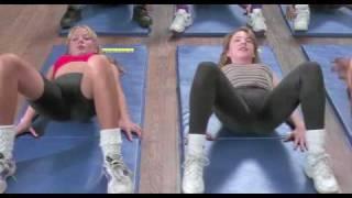 getlinkyoutube.com-Spandex gym