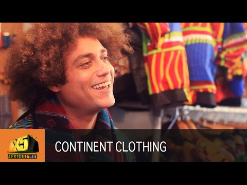 Continent Clothing | The Business Behind the Brand