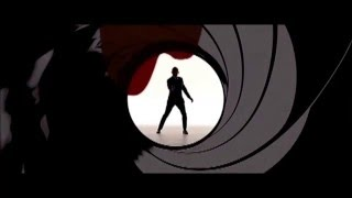 SPECTRE - Original Gunbarrel Sequence