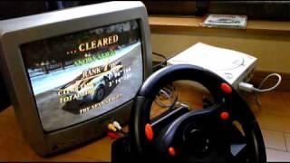 getlinkyoutube.com-ドリームキャスト「セガラリー2」 / Dreamcast Sega Rally 2