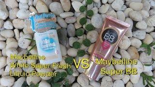 getlinkyoutube.com-Review : Maybelline Liquid Powder และ Super BB ชิ้นไหนโดนใจพี่