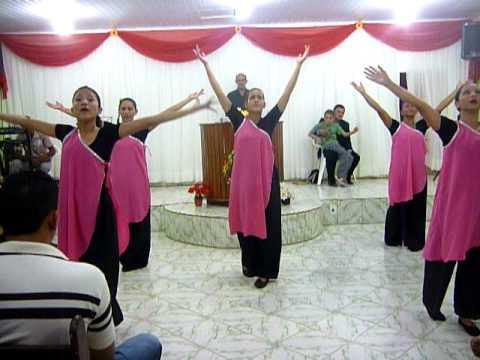 Coreografia Evangelica Ressuscita-me