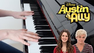 getlinkyoutube.com-Without You - Austin & Ally (Ross Lynch) Piano Cover