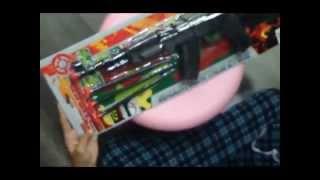 getlinkyoutube.com-UNBOXING - TOY GUN
