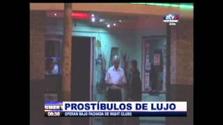 El 'Kilate' funcionaba bajo la fachada de Night Club
