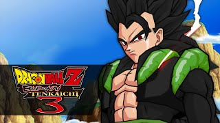 getlinkyoutube.com-RIDICULOUS MODS! SSJ8 Gogeta VS SSJ8 Vegito! | Dragon Ball Z: Budokai Tenkaichi 3 MODS