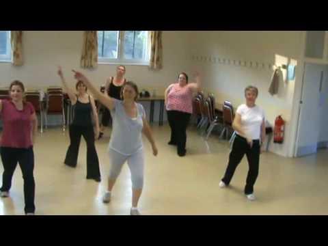Dance Fitness (Disco Style)