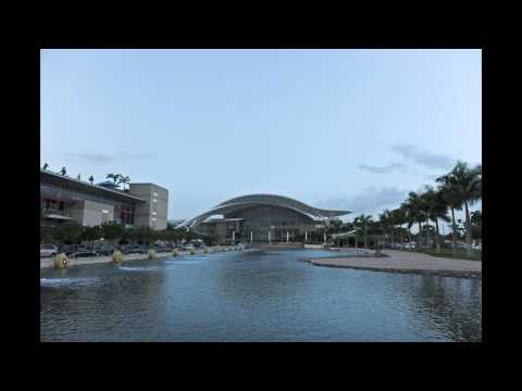 Puerto Rico Convention Center time-lapse