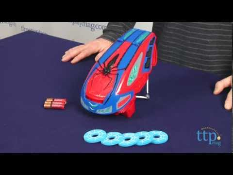 Marvel The Amazing Spider-Man 2 Motorized Spider Force Web Blaster from Hasbro
