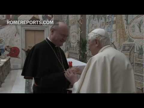 Benedict XVI finishes spiritual exercises  enters last phase of pontificate