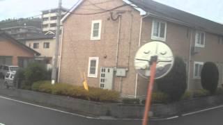getlinkyoutube.com-西鉄(天神大牟田線) 車窓[2/4]西鉄小郡→西鉄二日市/ 2100形 急行(久留米934発)