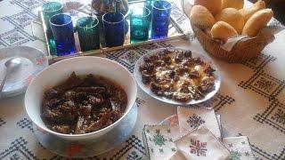 getlinkyoutube.com-طريقة مبسطة و سهلة لطهي الخليع la cuisson du khli3