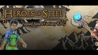 getlinkyoutube.com-Heroes of Steel RPG Gameplay (First Look)