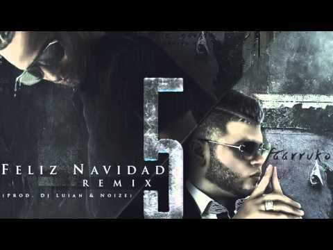 Feliz Navidad 5.5 (Remix) - Arcangel Ft. Farruko (Video Musi