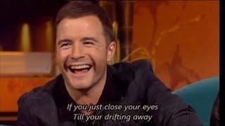 Westlife - Close Your Eyes with Lyrics - Shane Filan