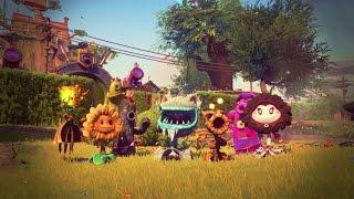 getlinkyoutube.com-Plants vs. Zombies Garden Warfare 2: Tráiler con variantes de Plantas
