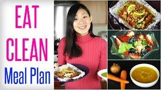 getlinkyoutube.com-My EAT CLEAN Meal Plan (Full Recipes)