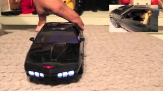 getlinkyoutube.com-Talking Knight Rider K.I.T.T. Review 1/15