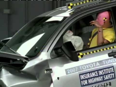 Toyota Tundra Safety test