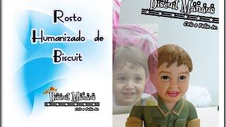 getlinkyoutube.com-Rosto humanizado Infantil  de Biscuit