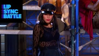 "getlinkyoutube.com-Jenna Dewan-Tatum & Paula Abdul's ""Cold Hearted"" vs. Channing Tatum's ""Let It Go"" 