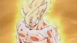 Goku Tribute   Linkin Park   Papercut