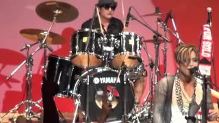 JRocks live in Nagoya Japan.  May 4, 2013
