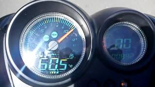 getlinkyoutube.com-Beschleunigung Aerox stimmt nicht wirklich