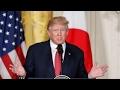Trump pushes ahead with agenda ahead of 100-day milestone