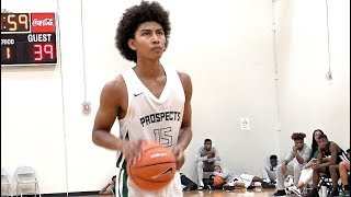2020 G Jeron Artest EYBL Session 1 Highlights Dallas